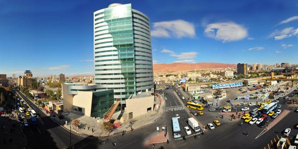 برج تجاری خدماتی بلور