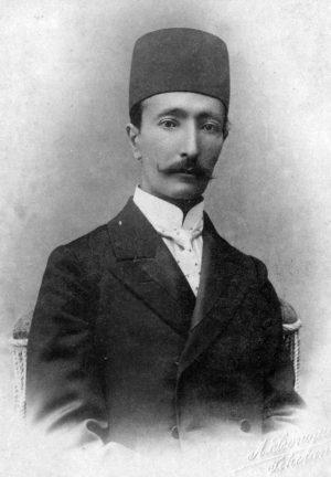 میرزا ابراهیم خان باغمیشه ای