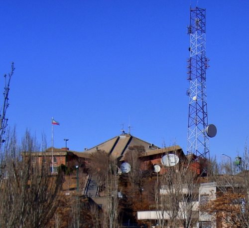 مرکز تلویزیون تبریز