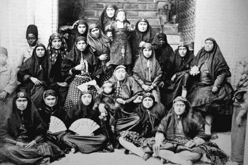 زنان آذربایجان در انقلاب مشروطه