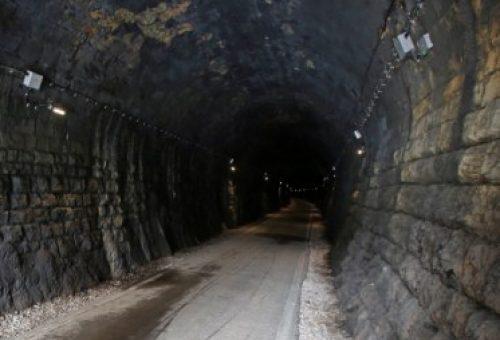 راهها و تونلهای زیرزمینی تبریز