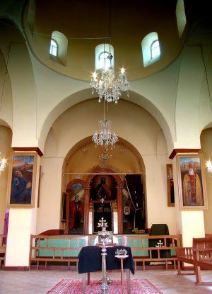 نمای داخلی کلیسای شوغاگات