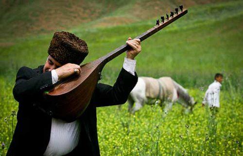 موسیقی محلی آذربایجان