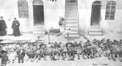 قتل عام تبریزیان و غارت شهر تبریز