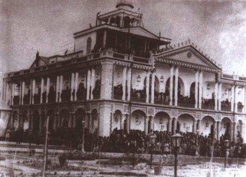 شمس العماره / والی آذربایجان