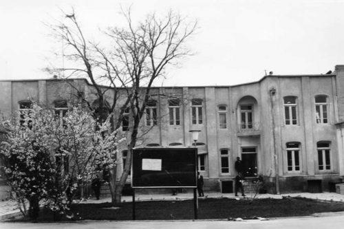 مدرسه های قدیمی تبریز