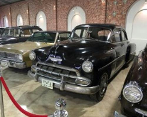 خودروهای کلاسیک تبریز