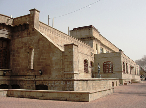 موزه کاریکاتور تبریز
