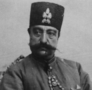 ناصرالدین شاه قاجار