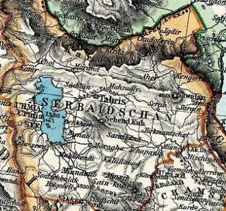 نگاهی کوتاه به تاریخ تبریز پس از اسلام