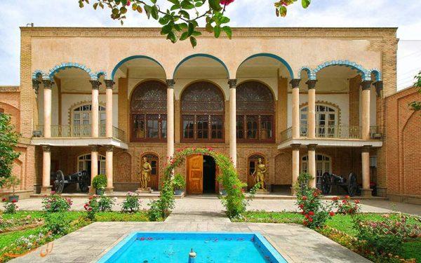 خانه حاج مهدی کوزه کنانی