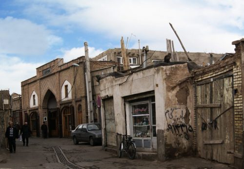 بازارچه شتربان