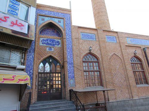 ثبت ملی مسجد مفیدآقا