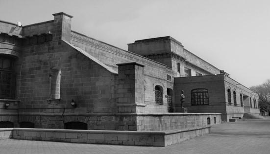 کتابخانه ملی تبریز