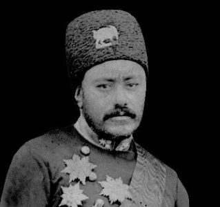 میرزا حسن خان خازنلشکر