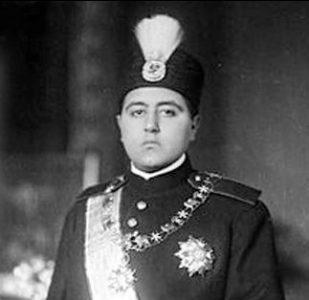احمد شاه قاجار