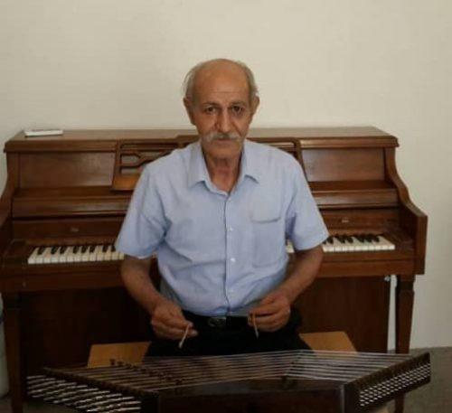 اسماعیل حامدیزدان