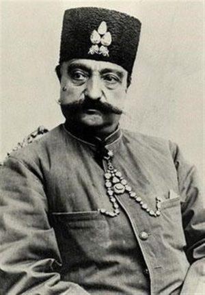 ناصرالدین شاه
