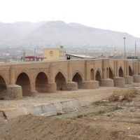 پل آجی چای ؛ یادگار دوره صفویه در تبریز