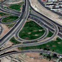 طرح تبادل امام علی ؛ ورودی شرقی تبریز