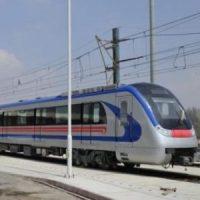 نقشه خطوط قطار شهری کلانشهر تبریز