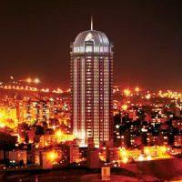 مرکز تجارت جهانی تبریز / برج ۳۵ طبقه پردیسان