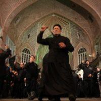 ۱۵۵ سال روضه خوانی در بازار تبریز