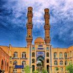 مجموعه مساجد مدرسه طالبیه