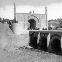 باغ اتابک تهران ؛ ستارخان و باقرخان / ۴ فروردین ۱۲۸۹