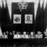 ۲۱ آذر ۱۳۲۴ ـ افتتاح مجلس ملی آذربایجان