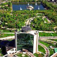 فوران زندگی در جهانشهر تبریز