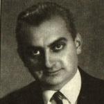استپان گریگوری سانوسیان ؛ رهبر گروه کر، ویولنیست، استاد برجسته هنرستان موسیقی