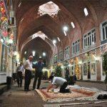 بازار تبریز به روایت سفرنامه جهانگردان / گالری تصاویر