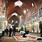 بازار بزرگ تبریز / حسن حبیبی