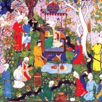 تبریز مهد نقاشی ، نگارگری و مینیاتور