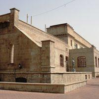 موزه کاریکاتور تبریز / خانه هنر تبریز