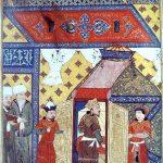 مکتب تبریز اول یا مکتب مغول در نگارگری
