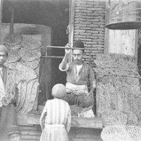 بلوای قحطی نان در تبریز