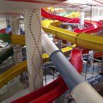 معرفی کوتاه پارک آبی پنج طبقه یاغچیان