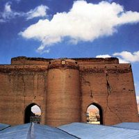 بنای استوار و با صلابت ارک علیشاه تبریز