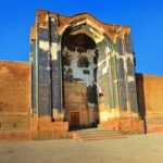 مسجد کبود تبریز ؛ فیروزه جهان اسلام ، یادگار قراقویونلوها