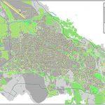 نقشه تبریز با کیفیت و حجم بالا
